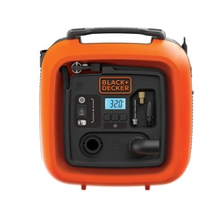 Black and Decker - Compressore portatile 11 BAR - ASI400