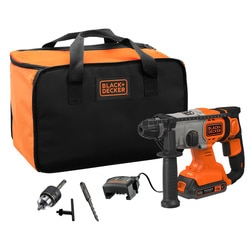 Black and Decker - Tassellatore SDS a batteria 18V 20Ah - BCD900D1S