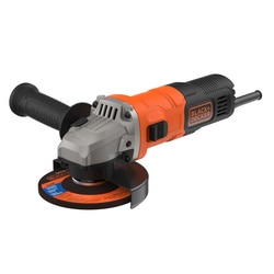 Black and Decker - Smerigliatrice angolare 710W115MM - BEG010
