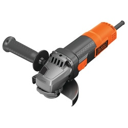 Black and Decker - Smerigliatrice angolare 900W115MM - BEG210K
