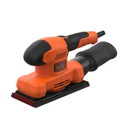 Black and Decker - Levigatrice orbitale 150W 13 di foglio - BEW220
