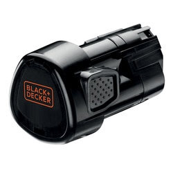 Black and Decker - Batteria al Litio 108V  15Ah - BL1510