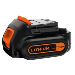 Black and Decker - Batteria al Litio 108V  15Ah - BL1512