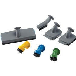Black and Decker - Set di accessori per la pulizia totale della casa - FSMH21A