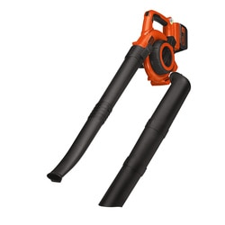 Black and Decker - SoffiatoreAspiratoreTrituratore 36V Litio 20Ah - GWC3600L20
