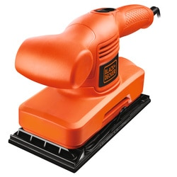 Black and Decker - Levigatrice orbitale 240W da 13 di foglio - KA310