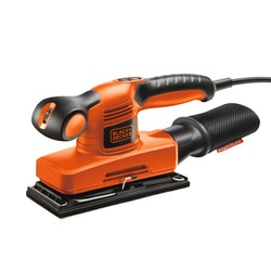 Black and Decker - Levigatrice orbitale 240W da 13 di foglio - KA320EKA