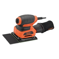Black and Decker - Levigatrice orbitale per persiane 170W - KA401LA