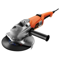Black and Decker - Smerigliatrice angolare 2000W  230mm - KG2000