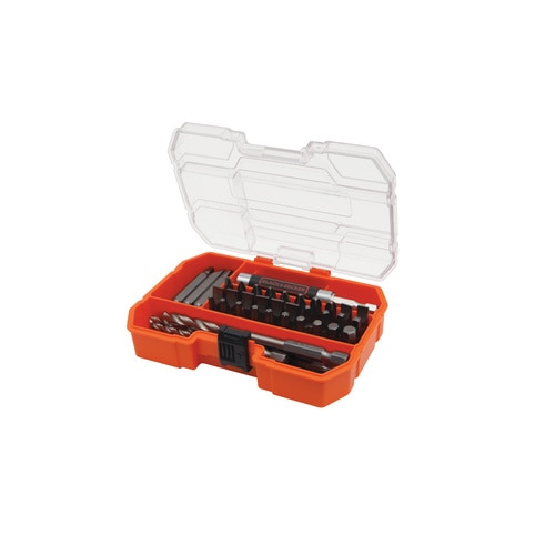 Black and Decker - Set 45 pezzi per avvitare - A7234