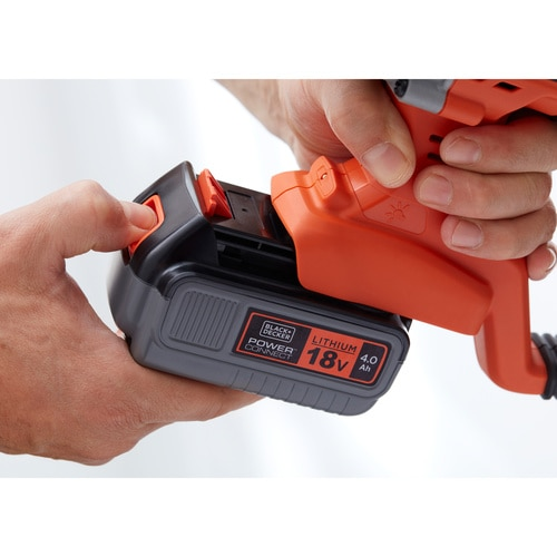Black and Decker - Tassellatore SDS con batteria 18V 40Ah - BCD900M1K