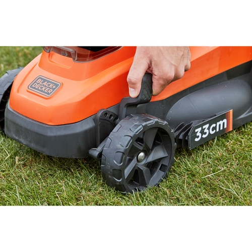 Black and Decker - Rasaerba a batteria 36V con 2 batterie 36V 25Ah - BCMW3336L2