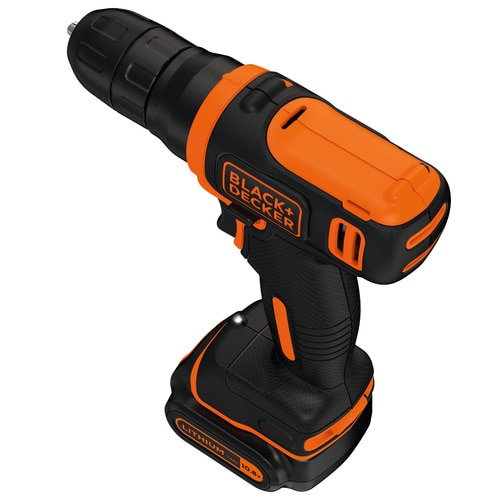 Black and Decker - TrapanoAvvitatore facileveloce 108V Litio - BDCD12