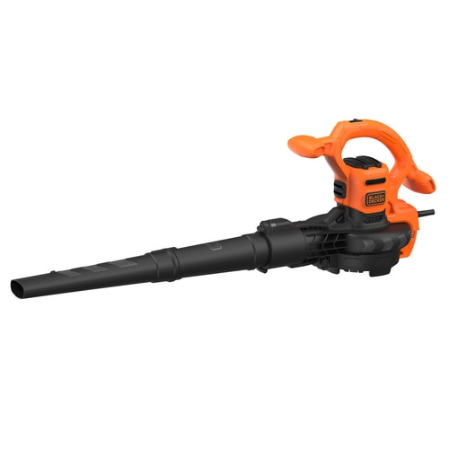 Black and Decker - SoffiatoreAspiratoreTrituratore a filo 2600 W - BEBLV260