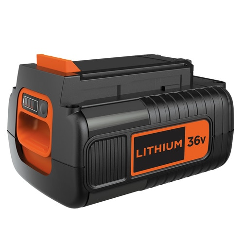 Black and Decker - Batteria al Litio 36V  20Ah - BL20362