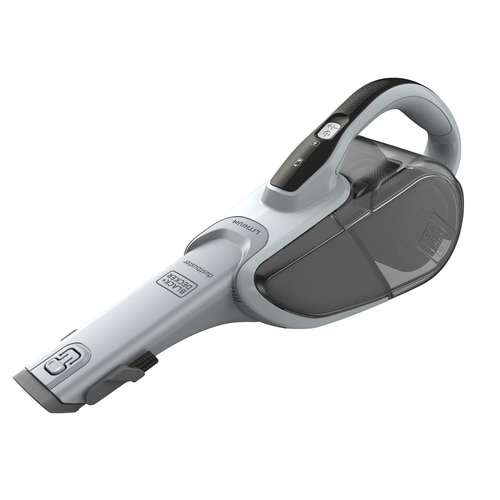 Black And Decker - Dustbuster litio 108 Wh 15 Ah con azione ciclonica - DVJ215J