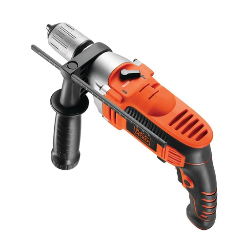 Black and Decker - Trapano a percussione 800W in valigetta - KR805K