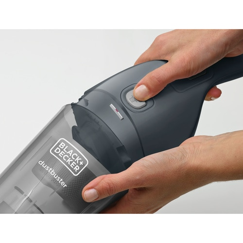 Black and Decker - Dustbuster litio 108 Wh 15 Ah - NVB215WA