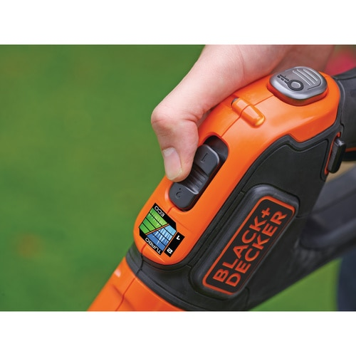 Black and Decker - Tagliabordi PowerCommand 18V Litio 40Ah - STC1840EPC