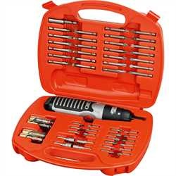 Black and Decker - Set 54 pezzi per avvitare e svitare - A7071