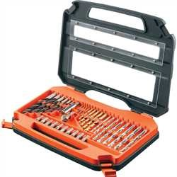 Black And Decker - Set 35 pezzi per forare ed avvitare - A7152