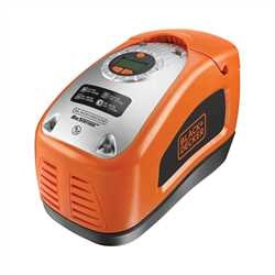 Black and Decker - Compressore portatile 11 Bar  160 Psi - ASI300