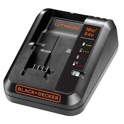 Black and Decker - Caricabatterie rapido 2A - BDC2A
