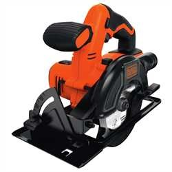Black and Decker - Sega circolare 18V Litio  140mm unit senza batteria e senza caricabatterie - BDCCS18N