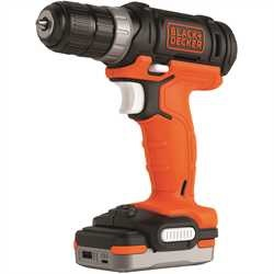 Black and Decker - TRAPANO AVVITATORE 12V - BDCDD12S1