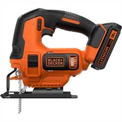 Black and Decker - Seghetto alternativo 18V Litio - BDCJS18