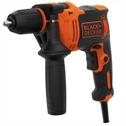 Black and Decker - Trapano a percussione 710W in valigetta - BEH710K