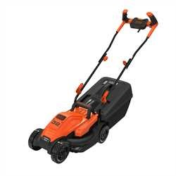 Black and Decker - Rasaerba a filo 1200W 32cm impugnatura Bike - BEMW451BH