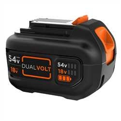 Black and Decker - Batteria DualVolt al Litio 54V  15Ah - BL1554
