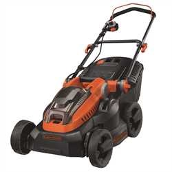 Black and Decker - Rasaerba 36V Litio 20Ah con 2 batterie in dotazione - CLM3820L2