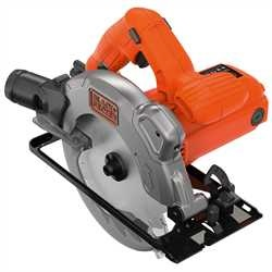 Black and Decker - SEGA CIRCOLARE 1250W con extra lama - CS1250LA