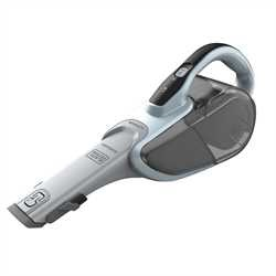 Black and Decker - Dustbuster litio 27 Wh 25 Ah con azione ciclonica - DVJ325J