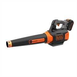 Black and Decker - Soffiatore DualVolt 54V Litio con Tecnologia PowerCommand - GWC54PC