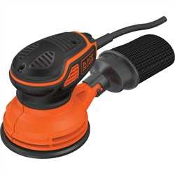 Black and Decker - Levigatrice rotorbitale 240W - KA199