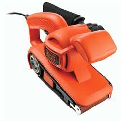 Black and Decker - Levigatrice a nastro 720W foglio 75x457mm - KA86