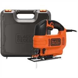 Black and Decker - Seghetto alternativo 520W ad azione pendolare in valigetta - KS701PEK