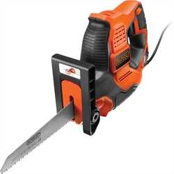 Black and Decker - Sega multifunzione Autoselect Scorpion 500W in valigetta - RS890K