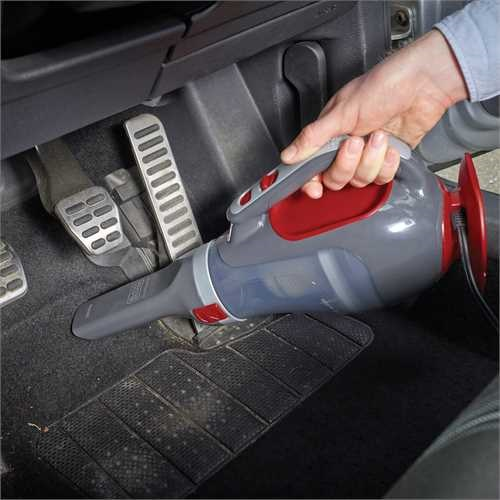 Black and Decker - Dustbuster Auto 12V - ADV1200