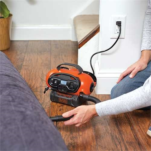 Black and Decker - Compressore portatile 11 BAR - BDCINF18N