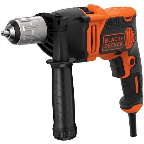 Black and Decker - Trapano a percussione 850W in valigetta - BEH850K