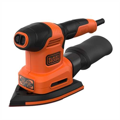 Black and Decker - Multilevigatrice 200W 4 in 1 - BEW200