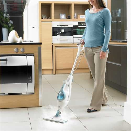 Black And Decker - Lavapavimenti a vapore steammop 15in1 - FSMH16151