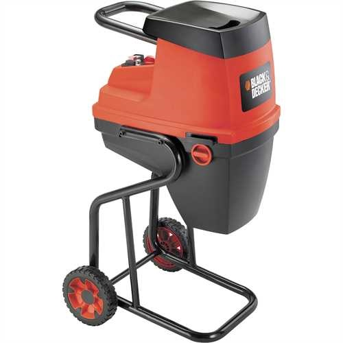 Black and Decker - Biotrituratore 2400W - GS2400