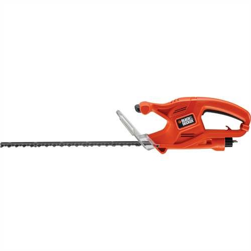 Black and Decker - Tagliasiepi 420W con lama 45cm e passo lama 16mm - GT4245