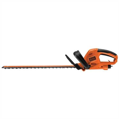 Black and Decker - Tagliasiepi 550W con lama 60cm e passo lama 25mm - GT5560