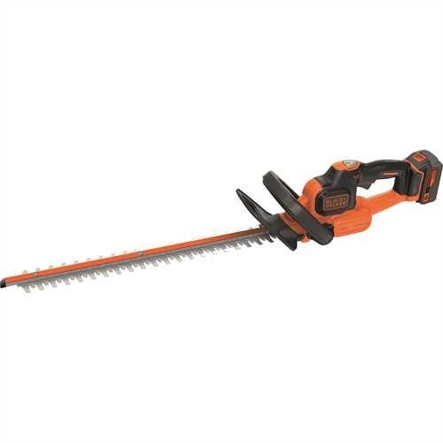 Black and Decker - Tagliasiepi PowerCommand 18V Litio 40Ah - GTC18504PC